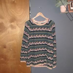 UO KOTO Crewneck Sweater (green)